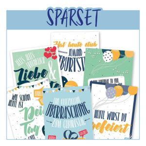 Set Sparpaket Skorpion Verlag Karte Geburtstag Klappkarte Geburtstagskarte Frau Schnobel Grafik