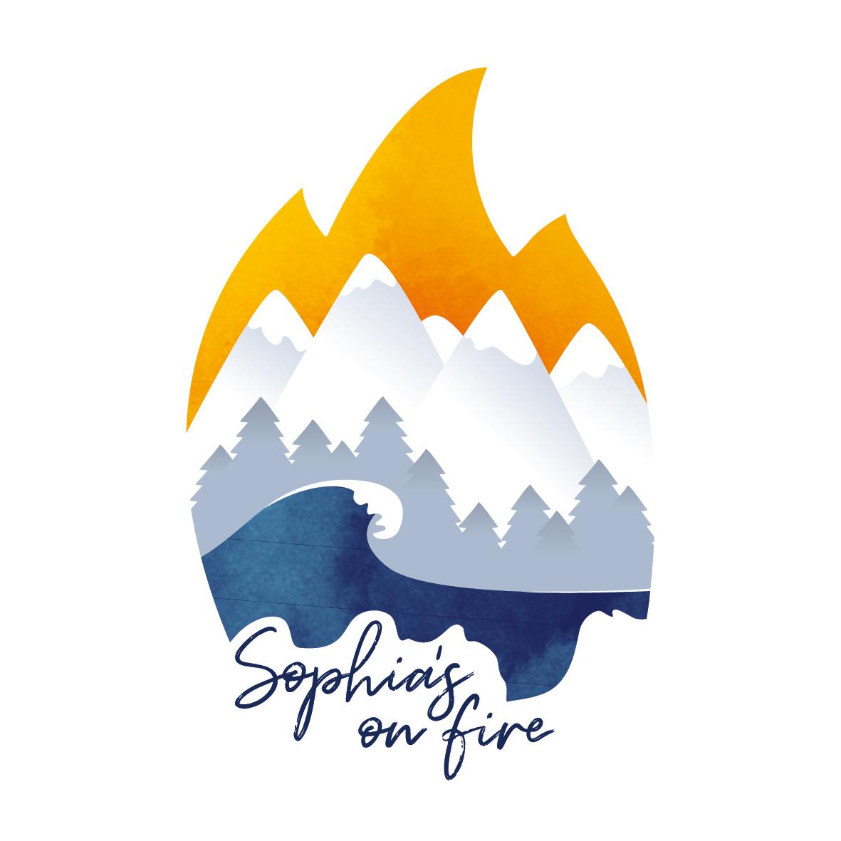 Logo sophiasonfire
