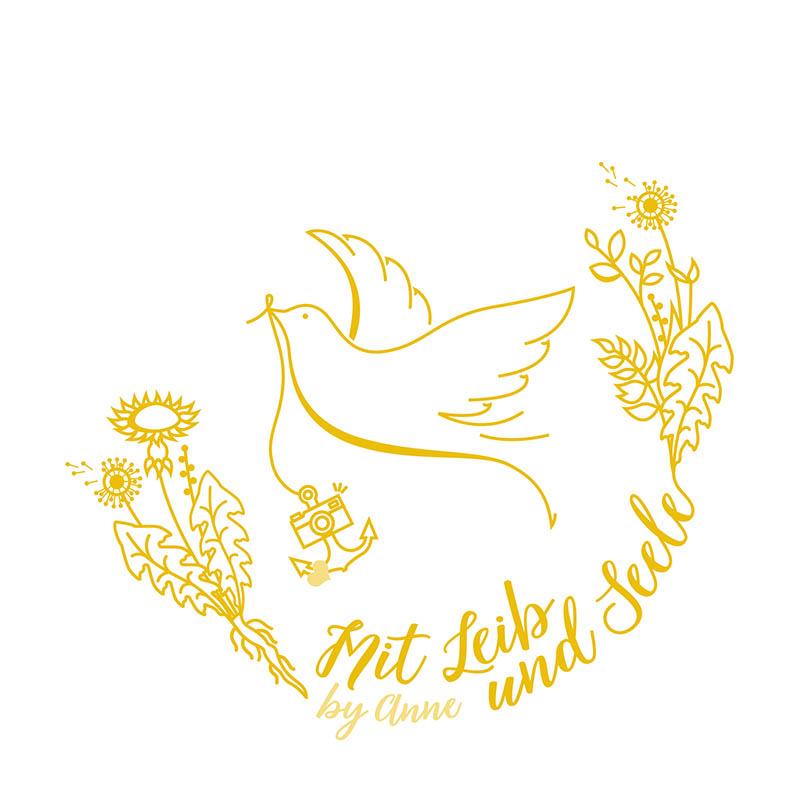 Anne Weerda Logo Mit Leib und Seele