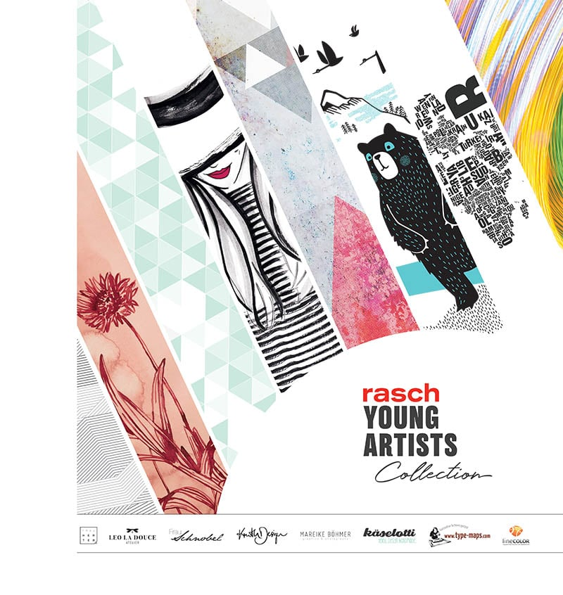 Rasch 8Designer Young Artists