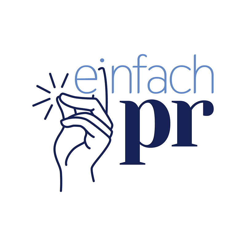 einfach pr Caro Harsch Logo